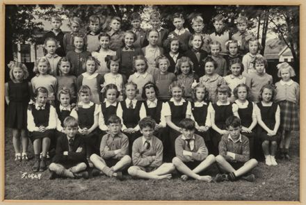 Terrace End School - Room 5, 1949