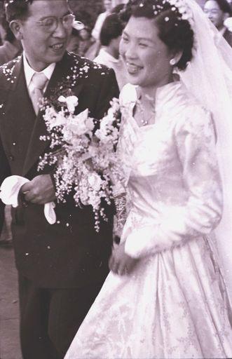 Marriage of Sun Park Ngan and Kathleen Joe
