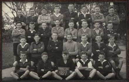 Terrace End School - Form 2, 1937