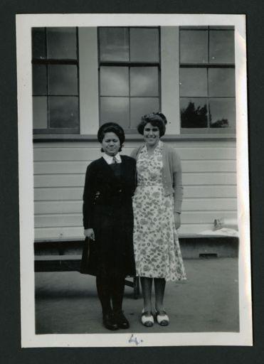 Mirie, and Elayne Robertson