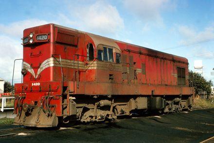 Train DA 1420