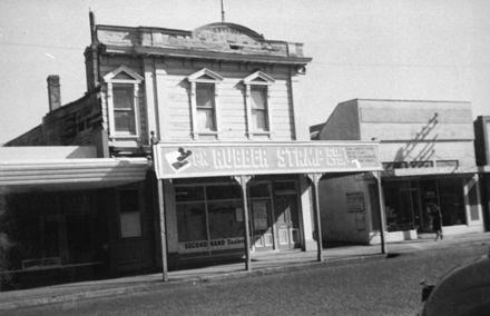 Rubber Stamp Co. Ltd, Main Street