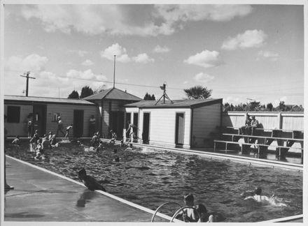 West End School Swimming Baths