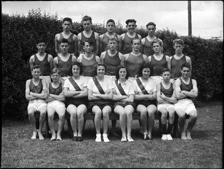 Palmerston North Technical High School Athletic Team