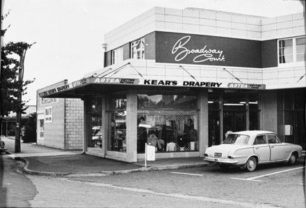 Kear's Drapery, Terrace End