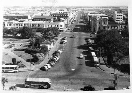 Looking Down Rangitikei Street