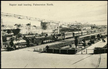 Views of Palmerston North 4
