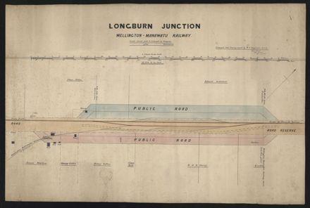 Longburn Junction Diversion Plan