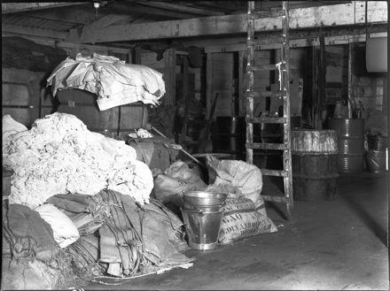 Interior, Longburn Freezing Works