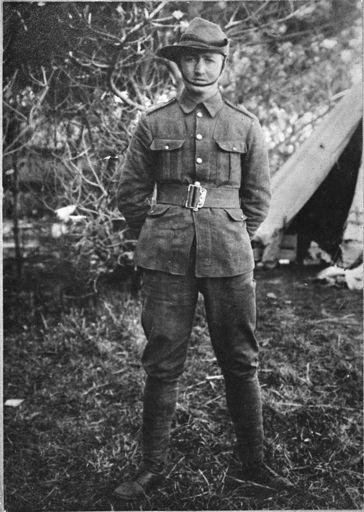 Private Herbert Valentine Petersen