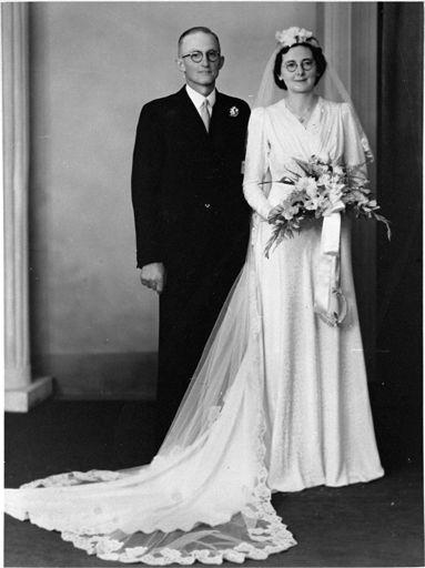 The Wedding of Mr & Mrs Peter Hansen