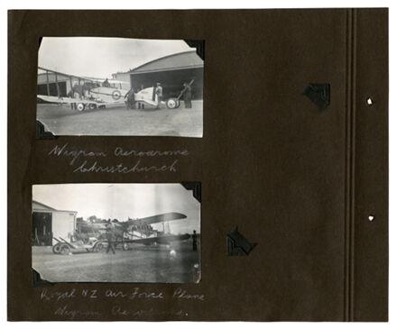 Barrow Family Photograph Album Page 16
