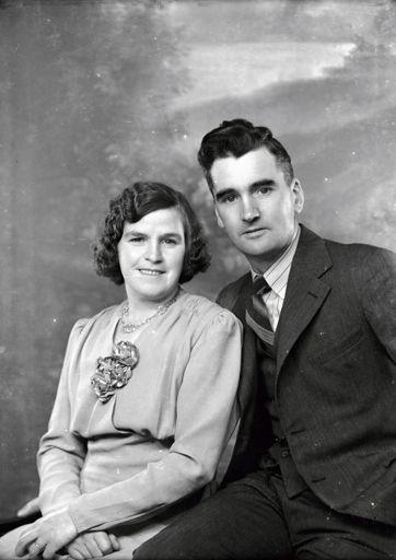 Unidentified Couple