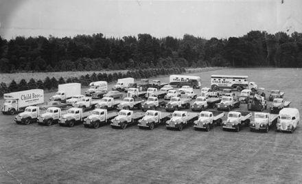 Child Brothers Ltd vehicle fleet