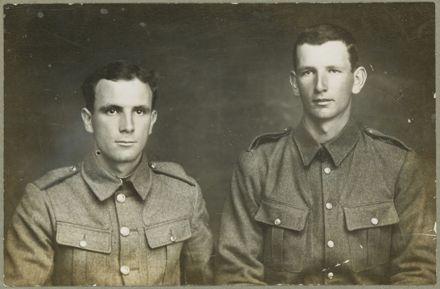Pat and Len Argyle
