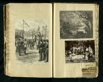 Louisa Snelson's Scrapbook - Page 158