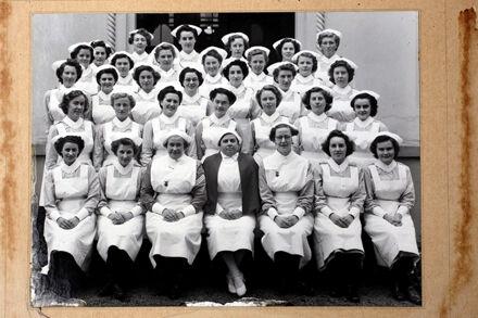 A Group of Nurses