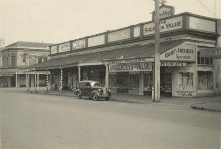 Speechley's, Main Street