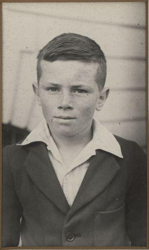Warwick Moulton - Terrace End School Dux, 1946