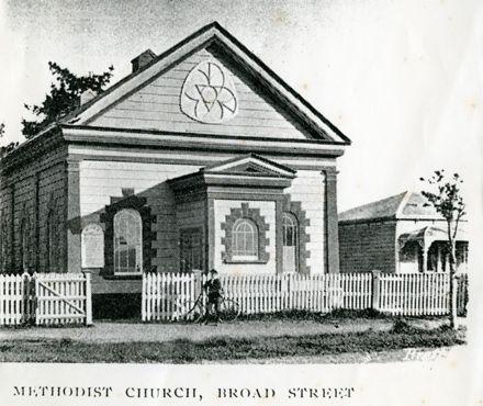 First Methodist Church, Broad Street