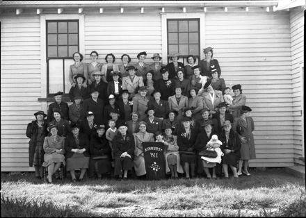 Ashhurst Women's Institute, Ashhurst