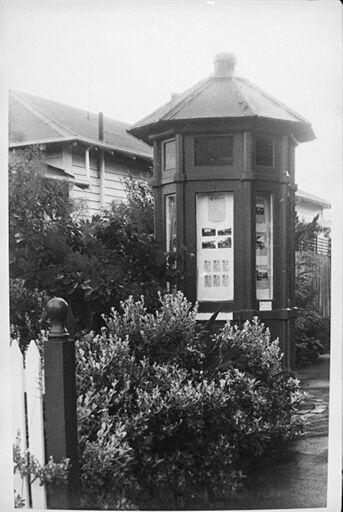 Victorian Telephone Box