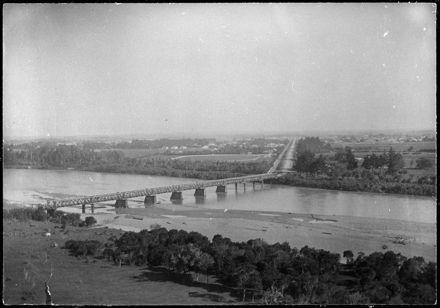 First Fitzherbert Bridge