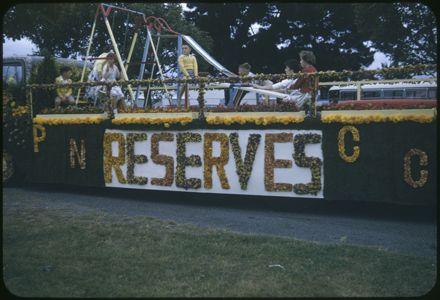 PNCC Float in 1958 Floral Festival