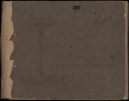 Souvenir of Miranui and Weka Flaxmills Page 1