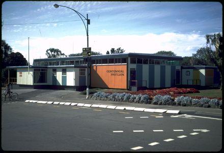 Centennial Pavilion Building