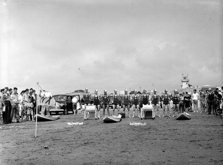 Surf Lifesaving Demonstration