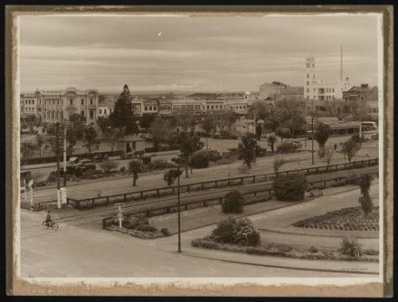 The Square, c1940