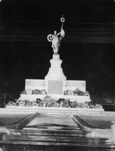 Palmerston North War Memorial, The Square