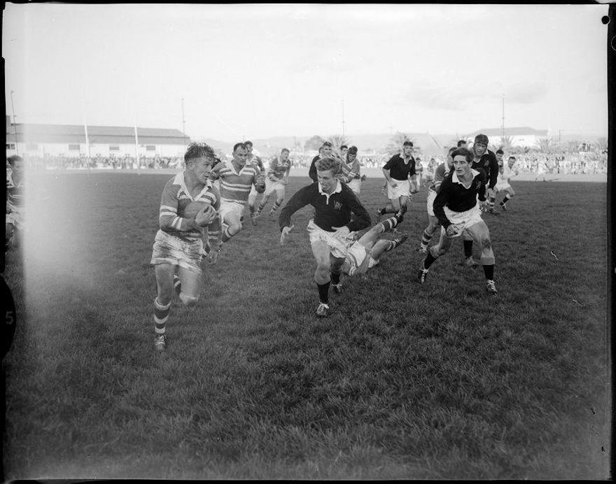 Rugby and League in the Manawatū