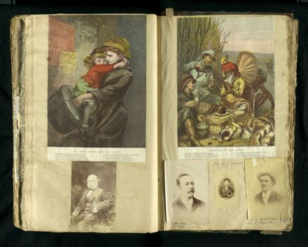 Louisa Snelson's Scrapbook - Page 118