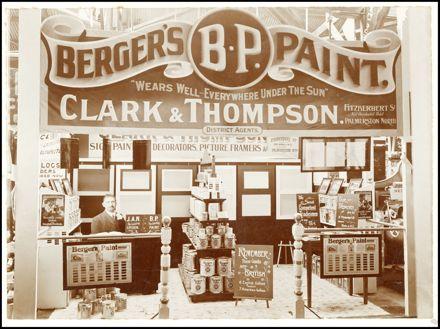 Clark and Thompson