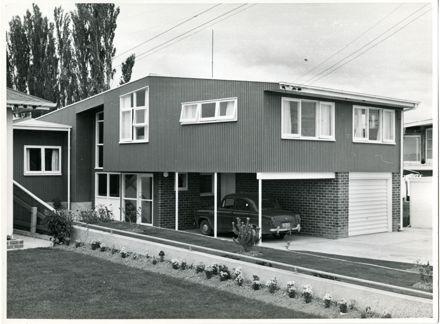 R. M. Moss house, Palmerston North