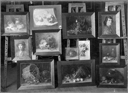 Palmerston North Technical School Art Exhibition