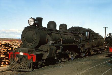 Train AB 816