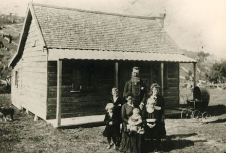 Christian Petersen Family