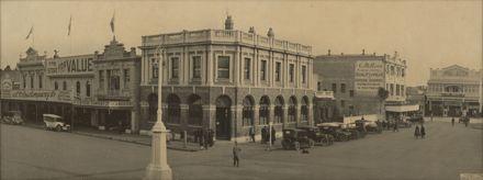 C M Ross Co. Ltd, corner of The Square & Coleman Mall