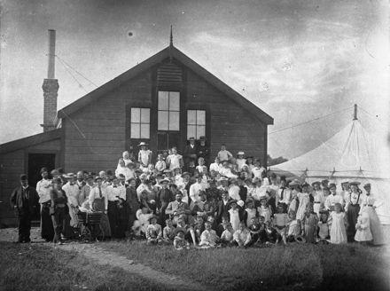 Fitzherbert East - Aokautere School