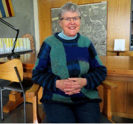 Former Mayor Jill White