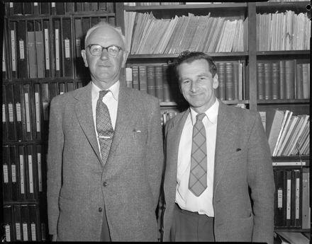 """""""Dairy Research Men Honoured"""" Medal Winners"""