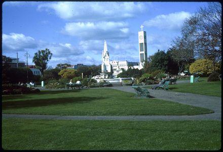 The King Edward VII Memorial Fountain