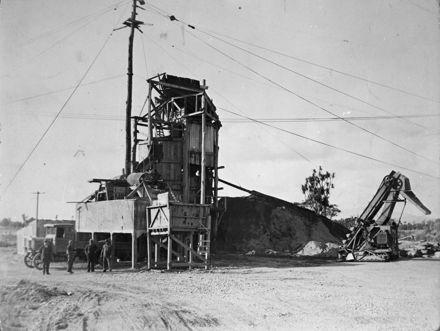 Child Brothers Ltd metal crushing depot and plant, Albert Street