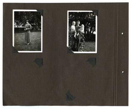 Barrow Family Photograph Album Page 42