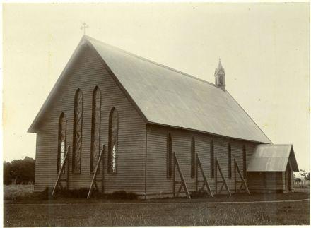 Page 1: Rangiātea Maori Church, Otaki