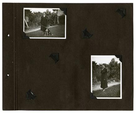 Barrow Family Photograph Album Page 53