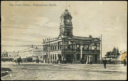 Views of Palmerston North 6